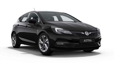 Vauxhall Astra Sports Tourer - Available In Mineral Black