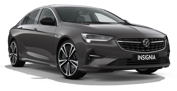 Vauxhall Insignia - Available in Carbon Brown