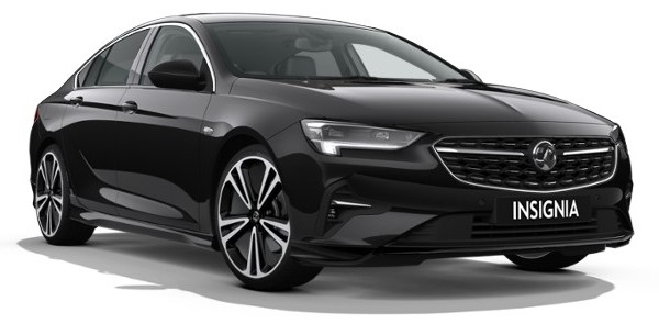 Vauxhall Insignia - Available in Mineral Black