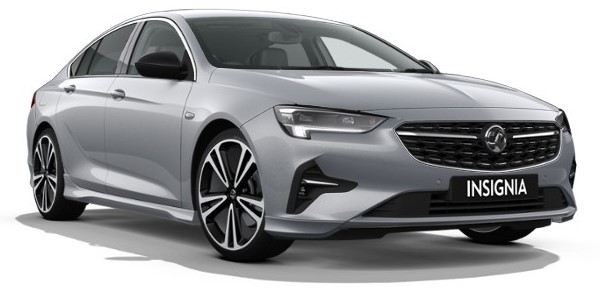 Vauxhall Insignia - Available in Satin Steel Grey