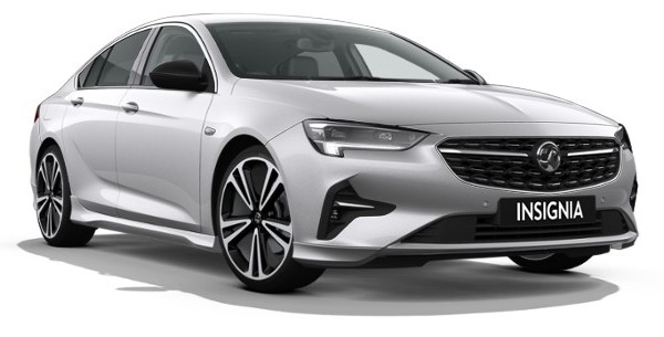 Vauxhall Insignia - Available in Sovereign Silver