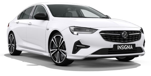 Vauxhall Insignia - Available in Summit White